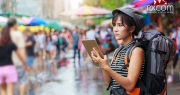 Travel guides enter the digital era