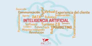 infografía inteligencia artificial turismo tendencia