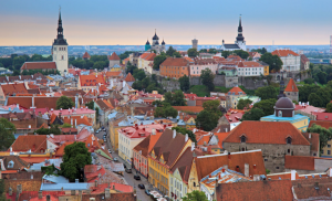 tallinn estonia capital city tourism photo landscape