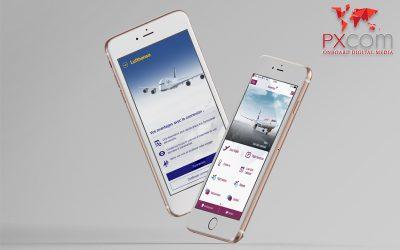 Eurowings dans le top 3 des applications de service