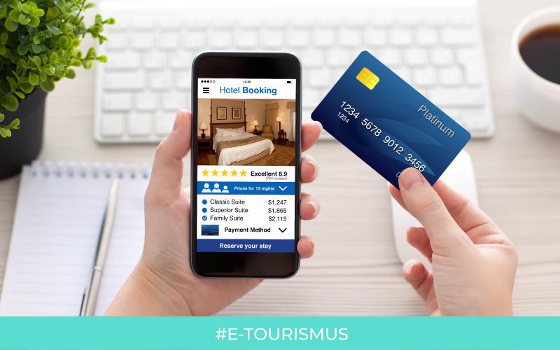 Reservierungsrate erreichen hoteliers reise reisenden marketing tourismus e-tourismus