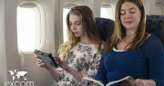 In-Flight Advertising: Magazine vs Digital content