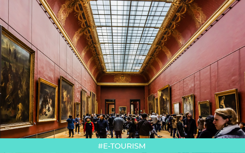Digital museums: how to attract a new target thanks to customized tours?