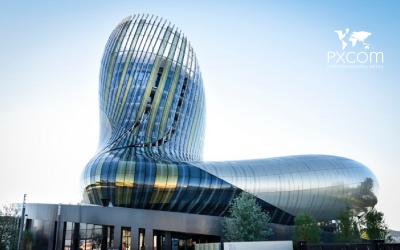 La Cité du Vin s'invite dans les airs