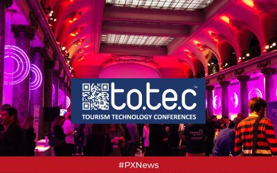The future of the travel experience at the TOTEC 2018