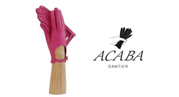 inflight digital campaign fashion Acaba Leather Paris