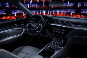 audi expérience immersive cinéma disney ces 2019 audi meets disney immersive movie theater