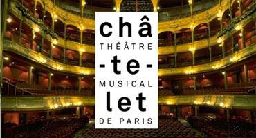 digital inflight campaign theatre chatelet paris