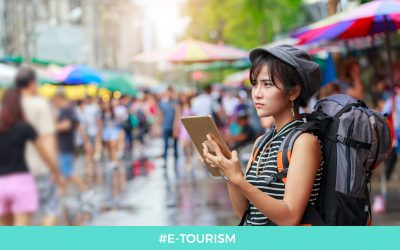 Travel guides enter the digital era