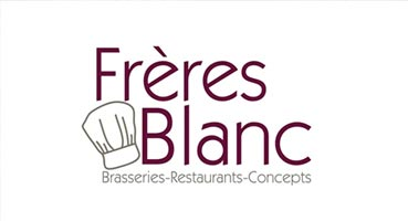 Inflight Digital Marketing Restaurant Frères Blanc