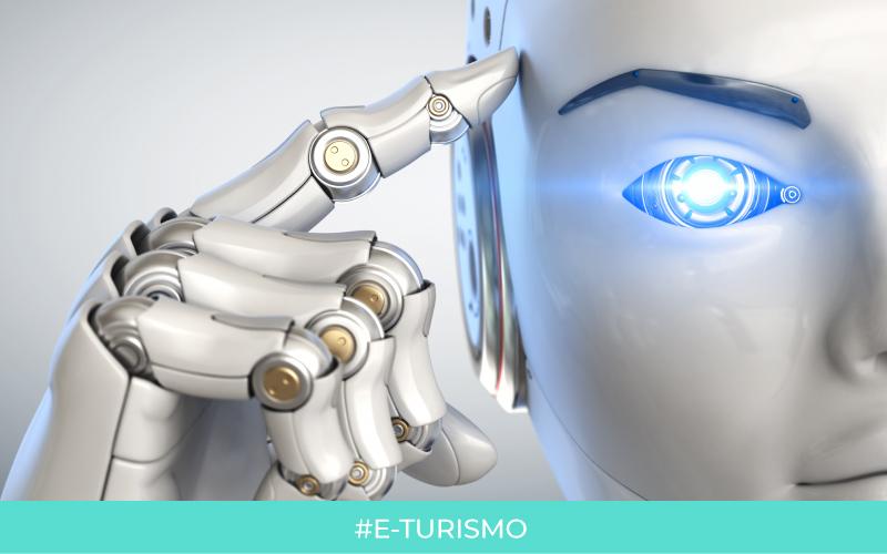 turismo inteligencia artificial tecnologia robot tech turistas hoteles