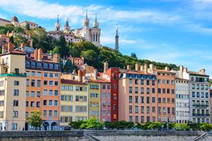 Publicité Inflight Lyon