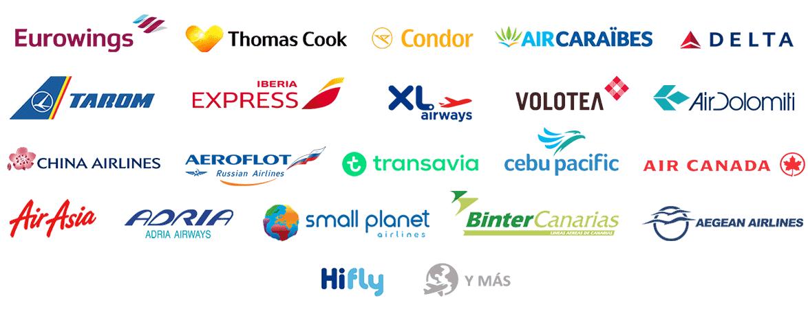 publicidad inflight en aerolíneas