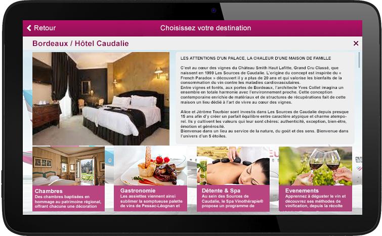 publicidad inflight hoteles