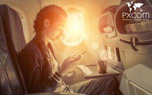 SITA encuesta 2017 pxcom medios inflight digital