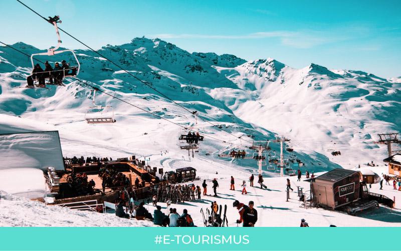 e-tourismus tourismus skiorte skiorten marketing winterurlauber winter