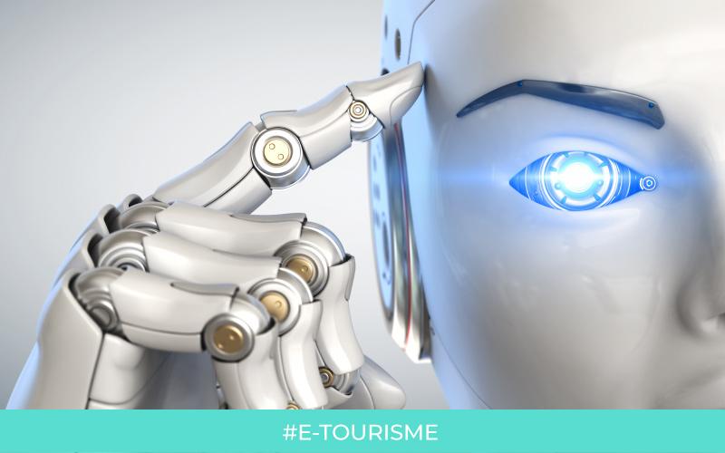 artificial intelligence inteligencia artificial intelligence artificielle brain robotique robot turismo tourism tourisme marketing trend tendance futur technologie tech